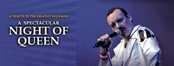 A SPECTACULAR NIGHT OF QUEEN 2013