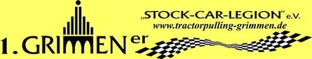 Logo der 1. Grimmener Stock-Car-Legion